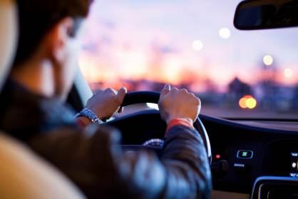 Campaña de vigilancia de la DGT para el control del uso del cinturón de seguridad.