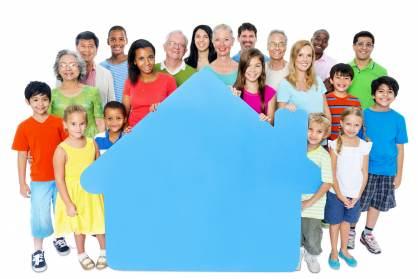 Las familias numerosas quedan exentas de pagar el DNI y pasaporte a partir del próximo año