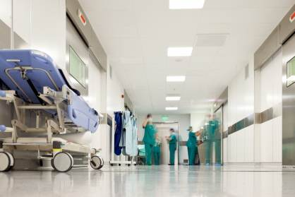 El Hospital de Alcañiz se licitará como centro público.