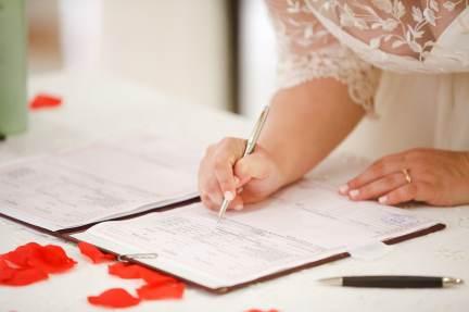 Euskadi baja su número de matrimonios durante el tercer trimestre de 2015
