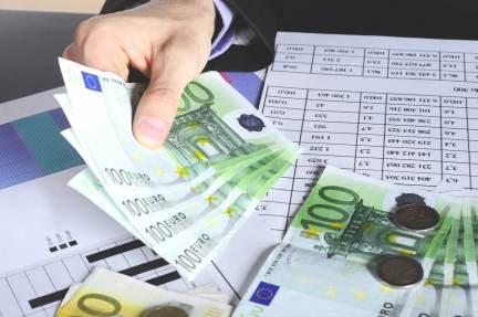 El saladio medio en España es un 17,8% inferior a la media europea