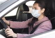 La DGT informa el coronavirus puede provocar secuelas que afecten a la conducción