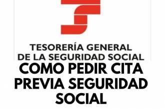 Cómo pedir cita previa a la seguridad social (actualizado 2020)